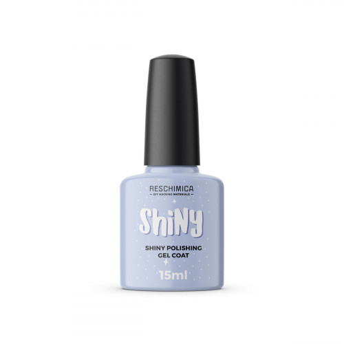 SHINY - Polishing Gel Coat to restore or give shine to your opaque creations