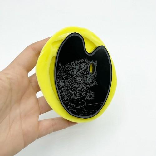 Tavolozza Girasoli di Van Gogh | Stampi in Silicone | Reschimica