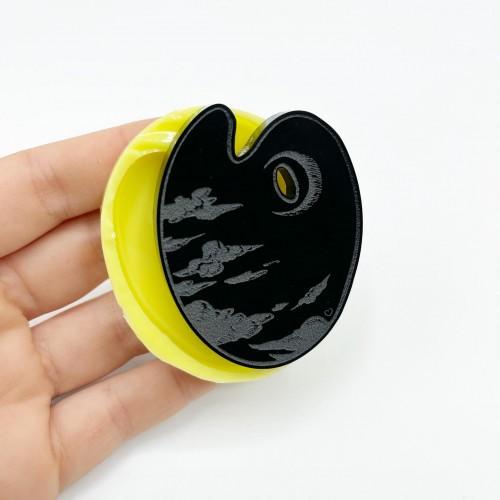 Stampo Tavolozza Luna Small | Stampi in Silicone | Reschimica