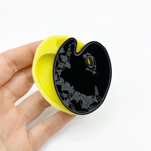 Stampo Tavolozza Edera Small | Stampi in Silicone | Reschimica