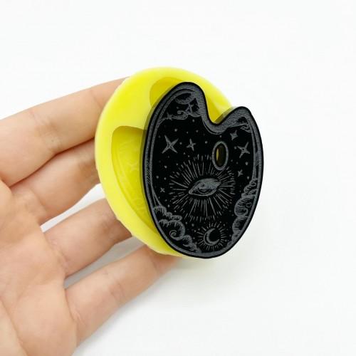 Stampo Tavolozza Occhio Small | Stampi in Silicone | Reschimica