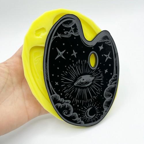 Stampo Tavolozza Occhio Large | Stampi in Silicone | Reschimica