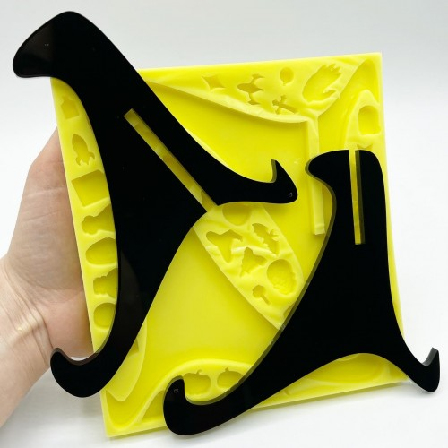 Display Stand Mold Large| Silicone Molds | Reschimica