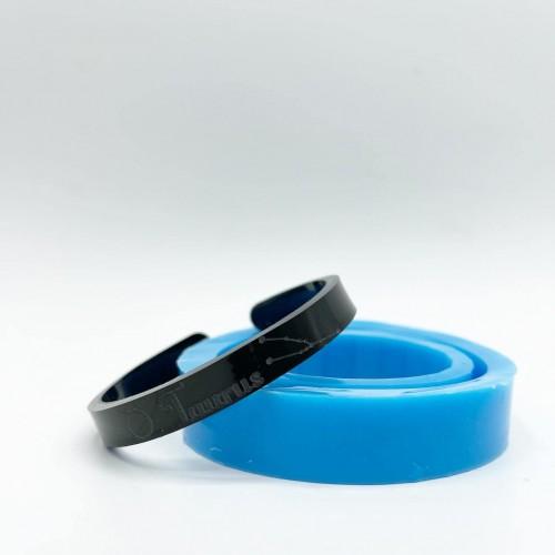 Taurus Zodiac Bracelet Mold| Silicone Molds | Reschimica