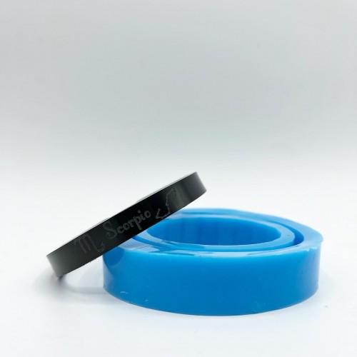 Scorpio Zodiac Bracelet Mold| Silicone Molds | Reschimica