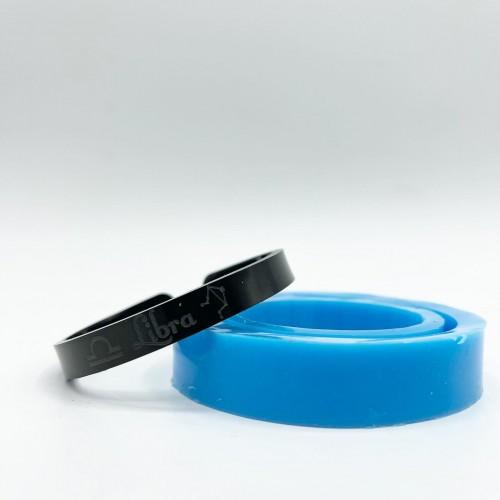 Libra Zodiac Bracelet Mold| Silicone Molds | Reschimica