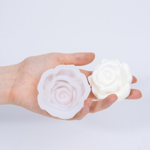 Red Rose Mold | Stampi in Silicone | Reschimica