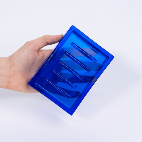 Rectangular Plate | Stampi in Silicone | Reschimica