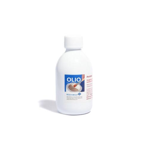 Olio Siliconico - Distaccante e lubrificante per tecnica fluid painting