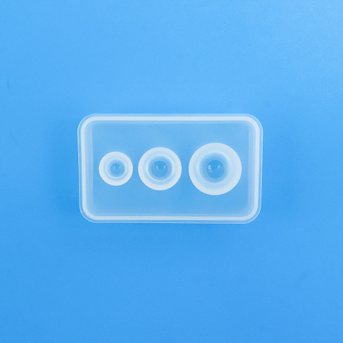 Stampi in Silicone per Resina - perline e sfere