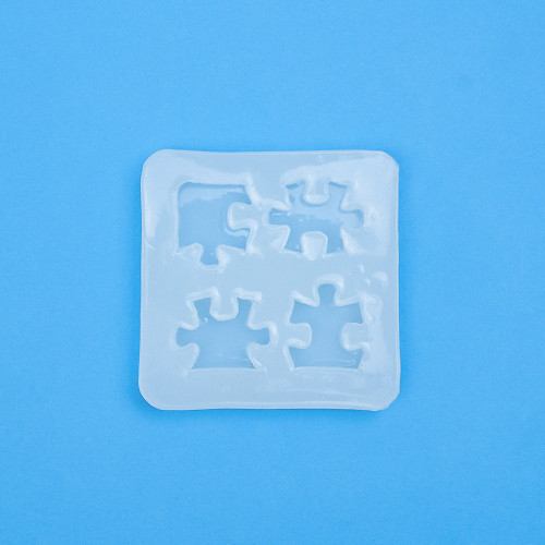 Stampo puzzle in silicone morbido | Accessori Molds