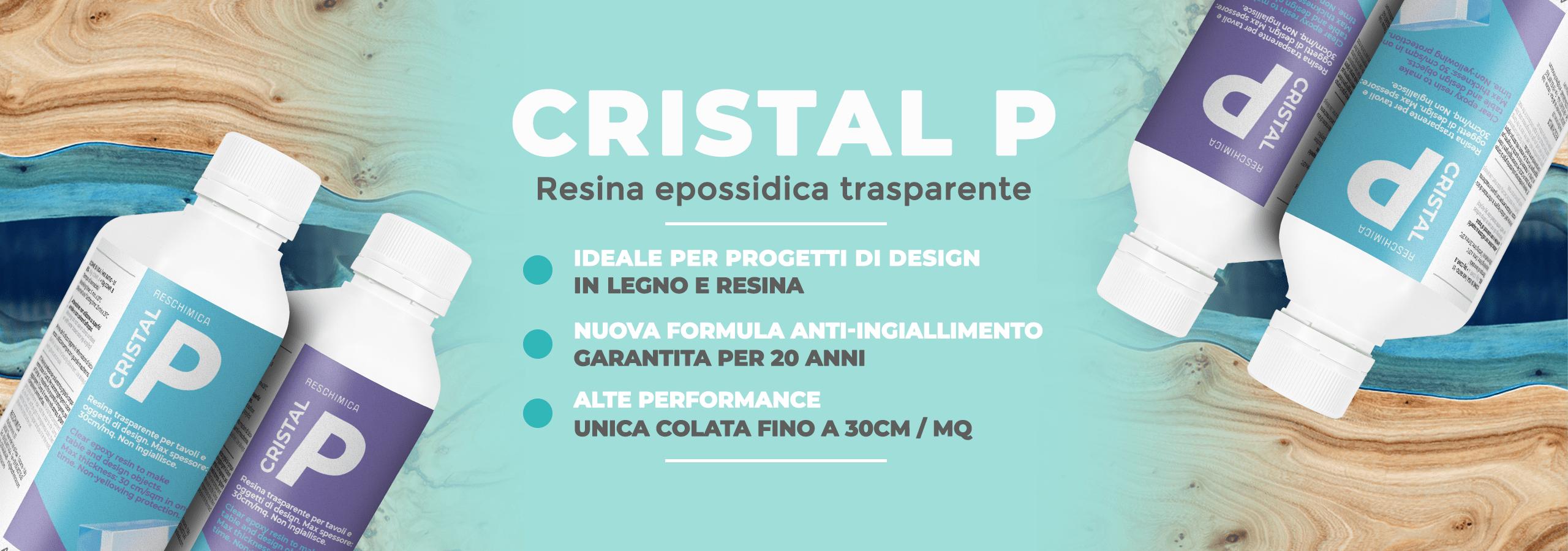 reschimica resine epossidiche e poliuretaniche  cristal p