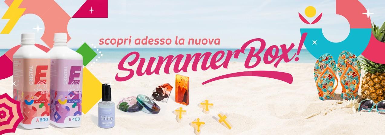 Summer Cristal Box